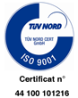 Certification ISO-9000